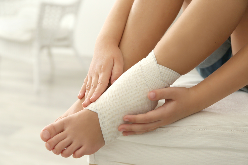 fracture strain or sprain tips treatment options the centers