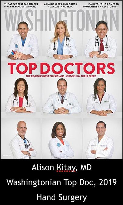 Dr. Alison Kitay, Top Doctor, Washingtonian