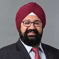 Photo of Gurtej Singh, M.D.