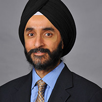 Photo of Navinder S. Sethi, M.D.