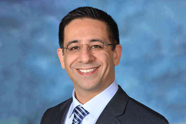 Photo of Michael Anvari, M.D.