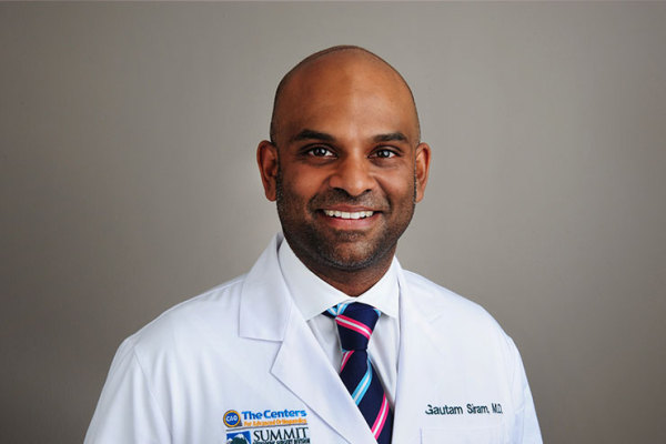Photo of Gautam Siram, M.D.