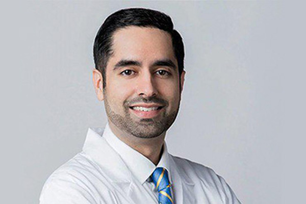 Photo of Usman Zahir, M.D.